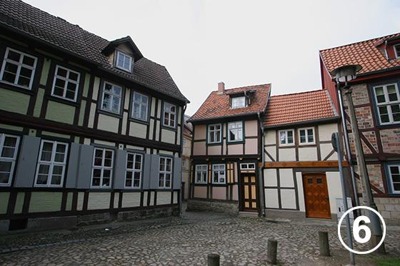 206 クヴェードリンブルクの街並み保全