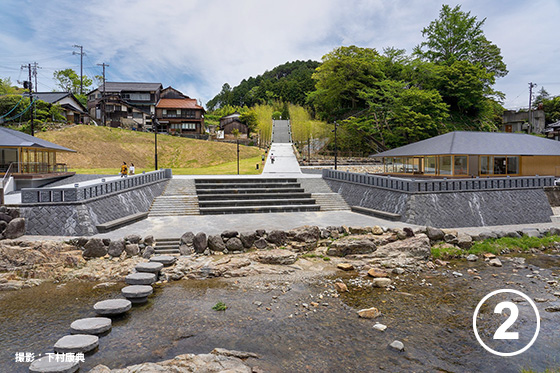 207 長門湯本温泉の再生マスタープラン