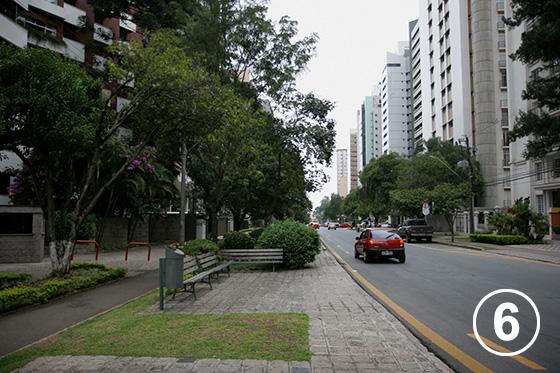 227 9月7日通りの歩道拡張