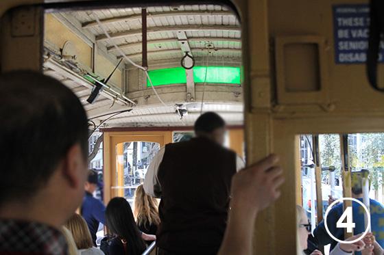 229 サンフランシスコのケーブルカー